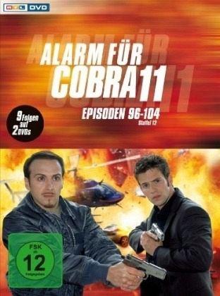 Alarm für Cobra 11 - Staffel 12 2 DVDs