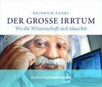 Der grosse Irrtum, 2 Audio-CDs