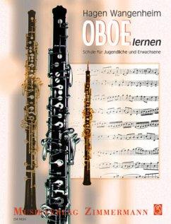 Oboe lernen - Wangenheim, Hagen