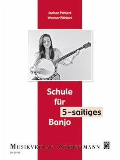 Schule für Banjo (5saitig)