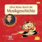 Uhus Reise durch die Musikgeschichte, 14 Teile, 14 Audio-CDs