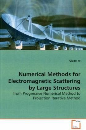Numerical Methods for Electromagnetic Scattering byLarge Structures - Ye, Qiubo
