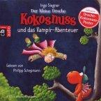 Der kleine Drache Kokosnuss und das Vampir-Abenteuer / Die Abenteuer des kleinen Drachen Kokosnuss Bd.12