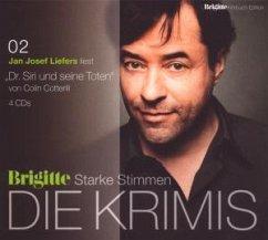 Brigitte Edition 4: Starke Stimmen - Die Krimis...
