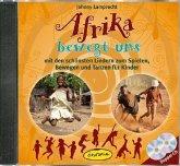 Afrika bewegt uns, 2 Audio-CDs