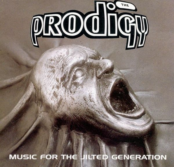 Music For The Jilted Generation Von The Prodigy Vinyl