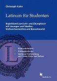 Latinum für Studenten (Lösungen)