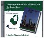 2 Audio-CDs / Umgangschinesisch effektiv 2.0