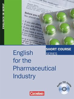 English for the Pharmaceutical Industry. Kursbuch