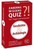 Zaberns Wissensquiz, Geschichte & Archäologie (Spiel)