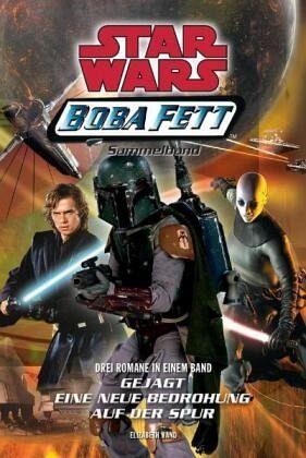 Buch-Reihe Star Wars - Boba Fett Sammelband