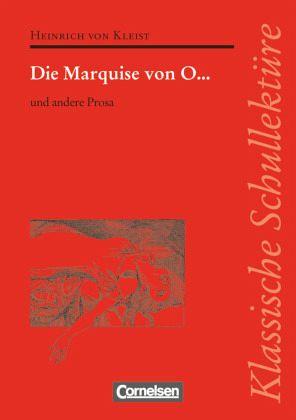 die marquise von o einfach deutsch amazon