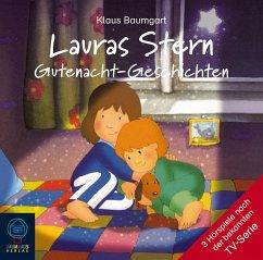 Lauras Stern Gutenacht-Geschichten Bd.1 (Audio-CD) - Baumgart, Klaus