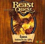 Eposs, Gebieterin der Lüfte / Beast Quest Bd.6 (Audio-CD)