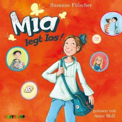 Mia legt los! / Mia Bd.1 (2 Audio-CDs) - Fülscher, Susanne
