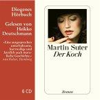 Der Koch, 6 Audio-CDs