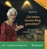'Sie haben meinen Ring gestohlen!', 1 Audio-CD