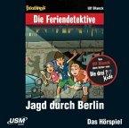 Die Feriendetektive: Folge 10 - Jagd durch Berlin