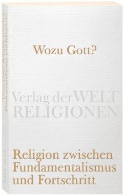 Wozu Gott? Religion zwischen Fundamentalismus und Fortschritt - Kemper, Peter / Mentzer, Alf / Sonnenschein, Ulrich (Hrsg.)