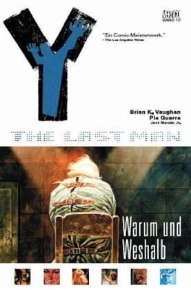 Buch-Reihe Y - The Last Man