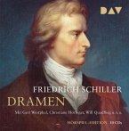 Dramen, 10 Audio-CDs