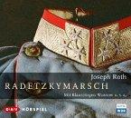Radetzkymarsch, 3 Audio-CDs
