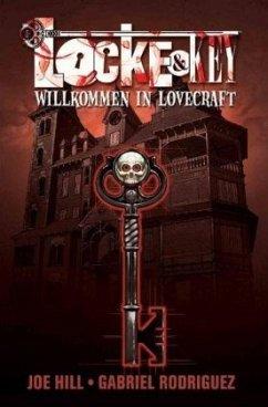 Willkommen in Lovecraft / Locke & Key Bd.1 - Hill, Joe; Rodriguez, Gabriel