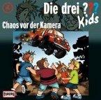 Chaos vor der Kamera / Die drei Fragezeichen-Kids Bd.4 (1 Audio-CD)