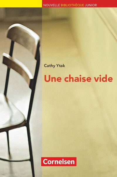 Une chaise vide von cathy ytak schulbuch for Chaise game free download
