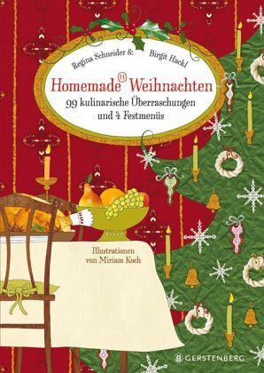 homemade weihnachten von regina schneider birgit hackl. Black Bedroom Furniture Sets. Home Design Ideas
