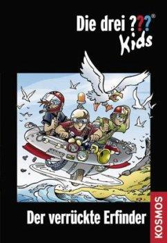 Der verrückte Erfinder / Die drei Fragezeichen-Kids Bd.39 - Blanck, Ulf