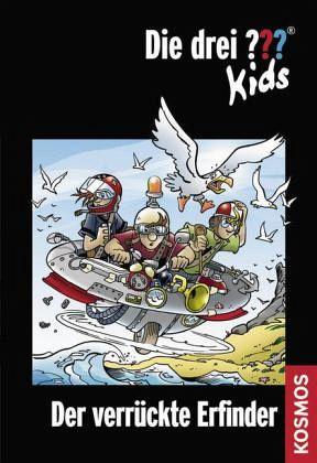 Der verrückte Erfinder / Die drei Fragezeichen-Kids Bd.39