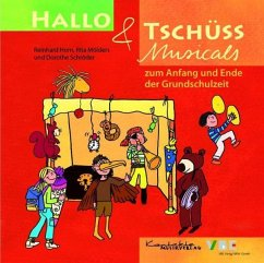 Hallo & Tschüss Musicals, Audio-CD
