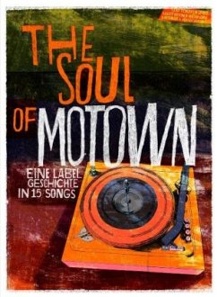 The Soul of Motown, m. Audio-CD