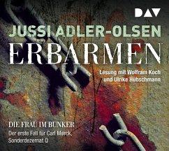 Erbarmen / Carl Mørck. Sonderdezernat Q Bd.1 (5 Audio-CDs) - Adler-Olsen, Jussi