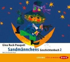 Sandmännchens Geschichtenbuch, Audio-CD