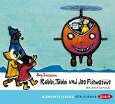Robbi, Tobbi und das Fliewatüüt, 6 Audio-CDs