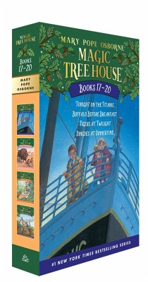 Magic Tree House Volumes 17-20: The Mystery of ...