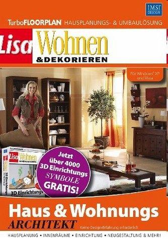Lisa Haus Wohnungs Architekt Pc Software Portofrei Bei Bücherde