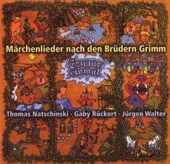 Es war einmal, Märchenlieder nach Brüdern Grimm, Audio-CD