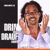 Drin was drauf steht, 2 Audio-CDs