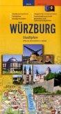 Stürtz Stadtplan Würzburg