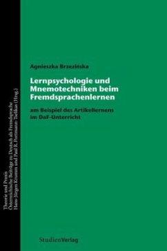 Lernpsychologie und Mnemotechniken beim Fremdsp...