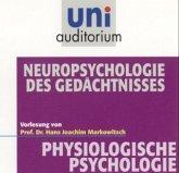 Neuropsychologie des Gedächtnisses, 1 Audio-CD
