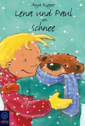 Lena und Paul im Schnee - Rieger, Anja