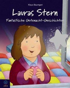 Fantastische Gutenacht-Geschichten / Lauras Stern Gutenacht-Geschichten Bd.6 - Baumgart, Klaus