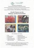 Aktuelle Themen aus den Bildungs- und Biowissenschaften