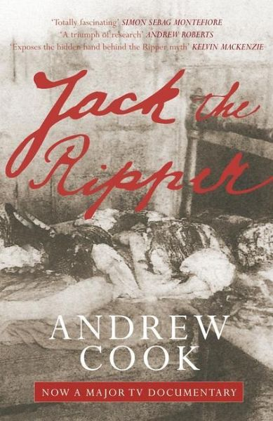 Jack the Ripper - Cook, Andrew