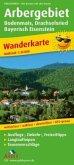 PublicPress Wanderkarte Arbergebiet - Bodenmais, Drachselried, Bayerisch Eisenstein