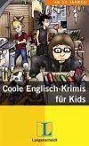 Coole Englisch-Krimis für Kids, 3 Bde.